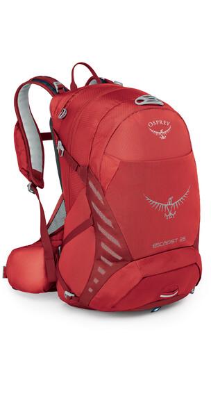 Osprey Escapist 25 Rucksack S/M cayenne red